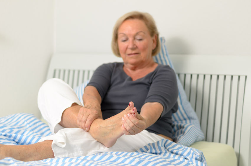 That Pain in Your Feet Might Be Neuropathy
