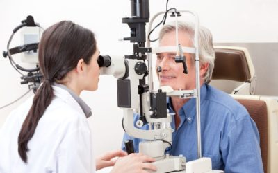 Get Your Glaucoma Screening