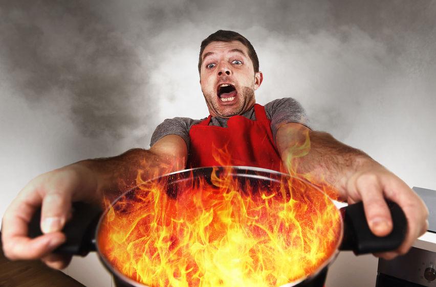 Avoiding Turkey Fryer Disasters