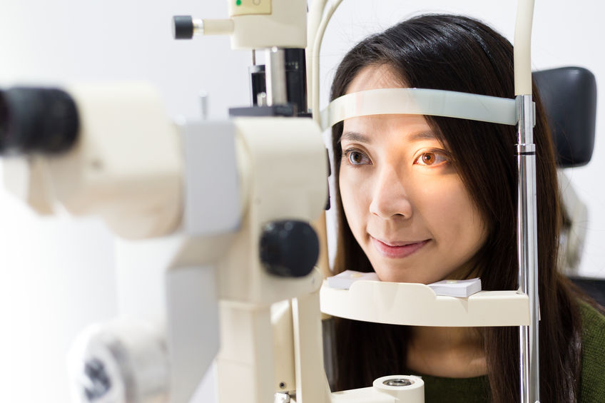 Get Your Eye Exam in May