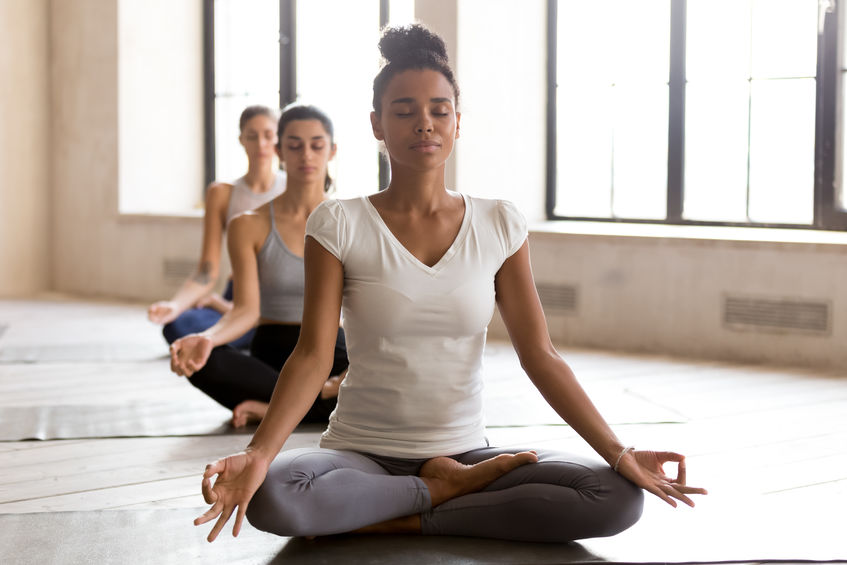 Reduce Holiday Stress with Meditation
