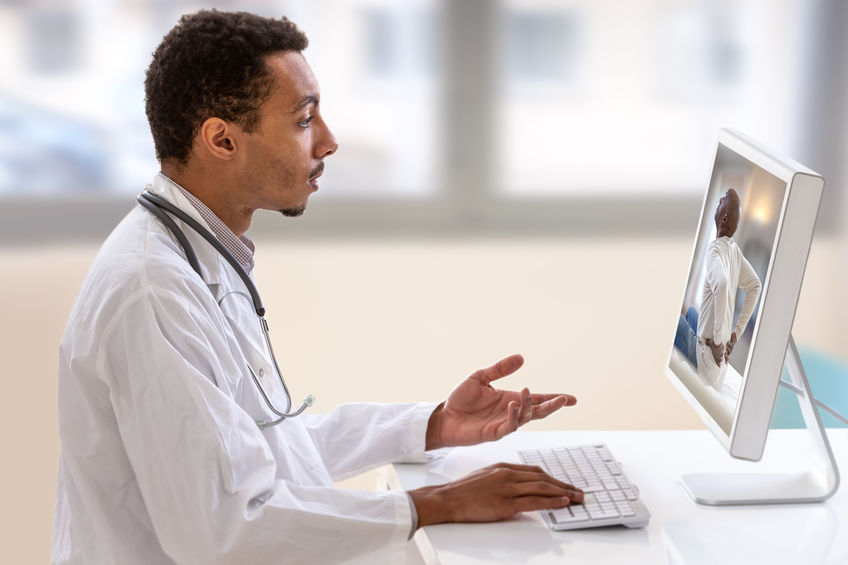 Is Telemedicine Taking the Place of In-Person Visits?