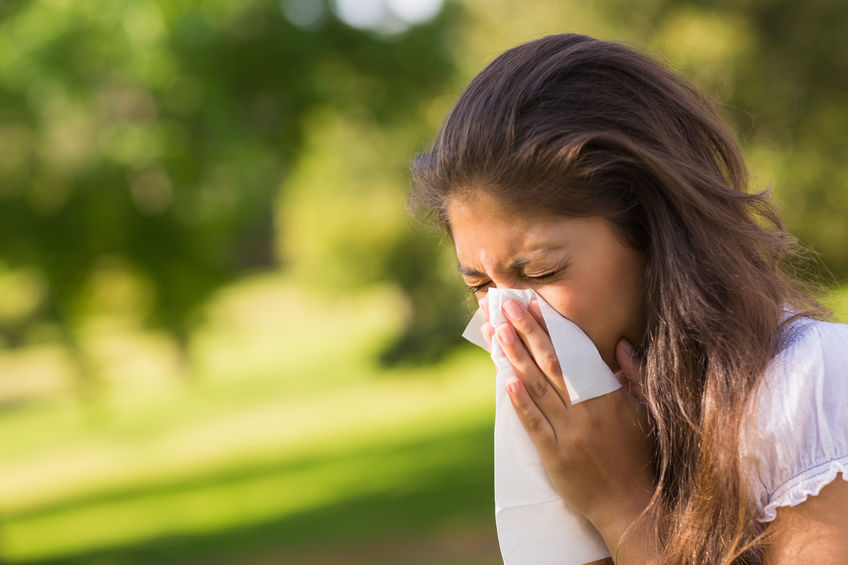 Is 2021 the Worst Year for Seasonal Allergies?